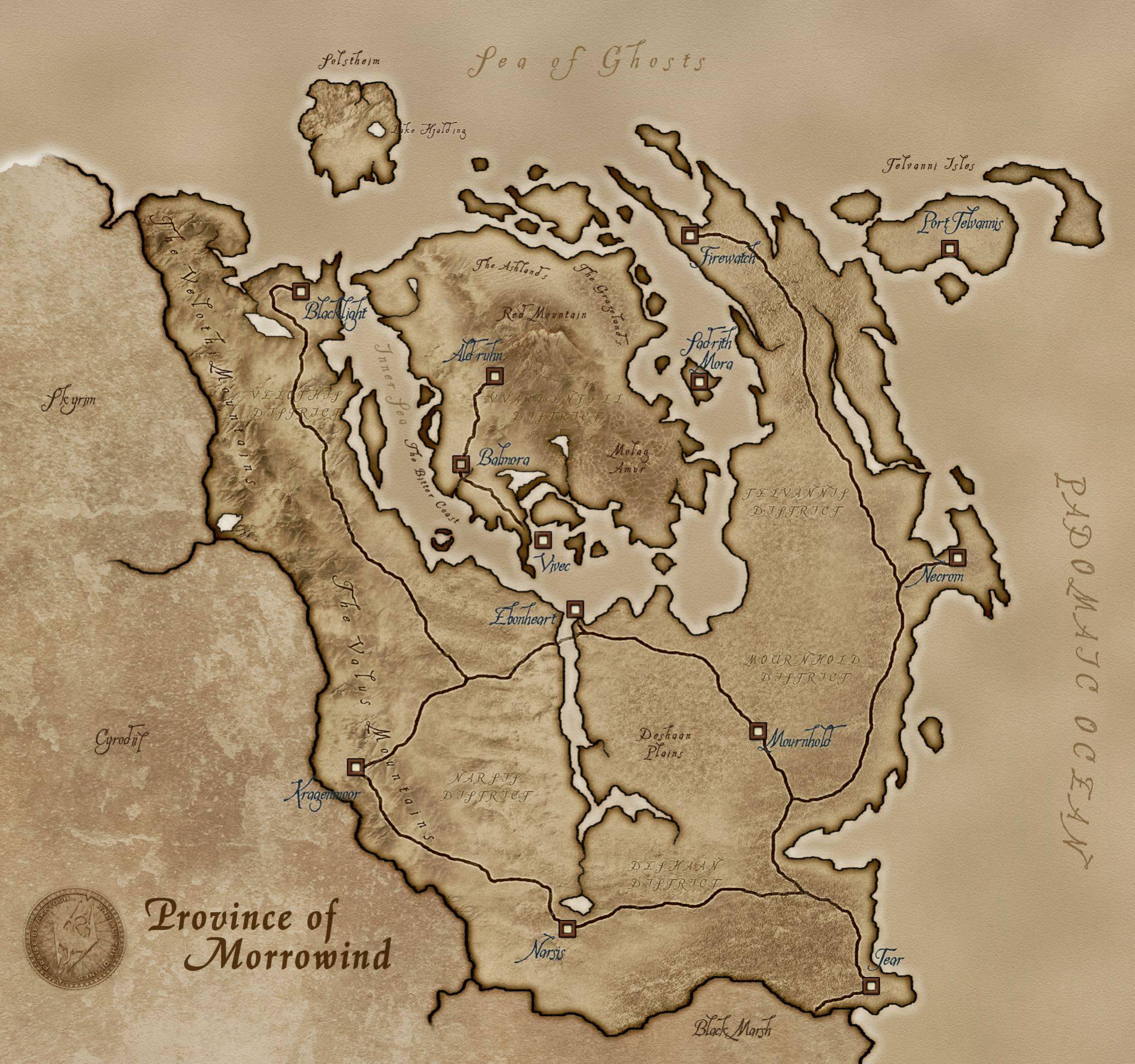 Morrowind Alith Legion