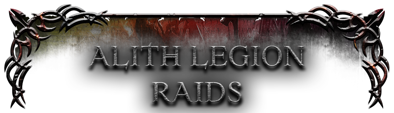 Alith Legion Header Raids